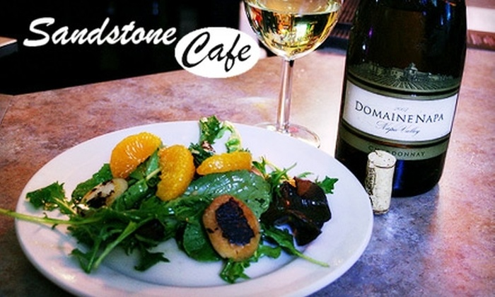 Sandstone Cafe - Chandler: $10 for $20 Worth of American Fare and Drinks at Sandstone Cafe in Chandler
