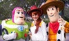 Miami Party Entertainment - Goose Island: Costumed Character or Entertainer Party Visit from Miami Party Entertainment (Up to 55% Off). Three Options Available.