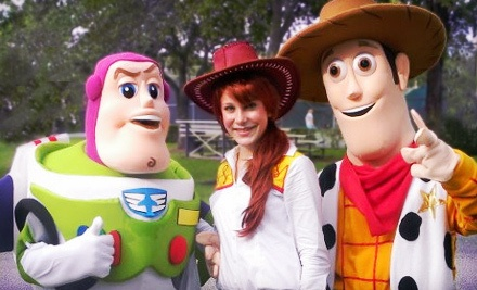 45-Minute Costumed Character Meet and Greet (a $125 value) - Miami Party Entertainment in