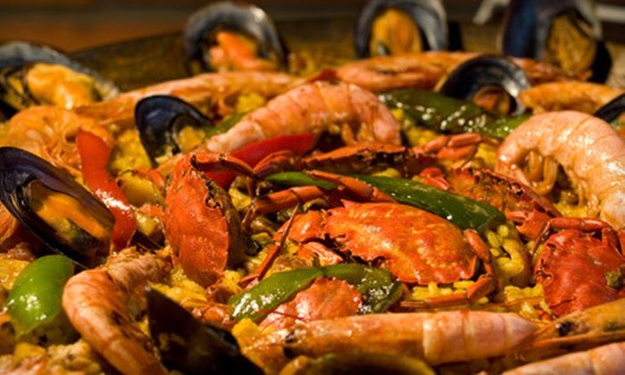 Jazz, a Louisiana Kitchen - The Legends at Sparks Marina: $10 for $20 Worth of Cajun Fare at Jazz, A Louisiana Kitchen in Sparks