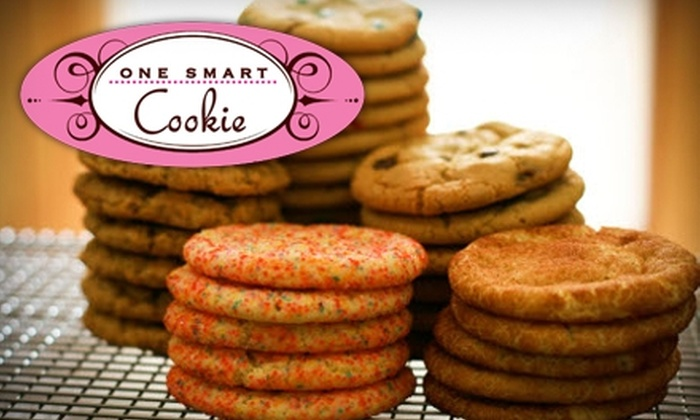 One Smart Cookie: $14 for Two Dozen Cookies from One Smart Cookie