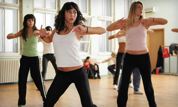 Spices Fitness & Lifestyle - Multiple Locations: 8 or 16 Zumba or Boot-Camp Classes from Spices Fitness & Lifestyle Consulting (Up to 53% Off)