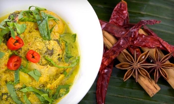 Namaste Shangri-La - University Area: $10 for $20 Worth of Himalayan Cuisine at Namaste Shangri-La