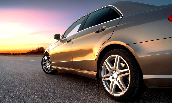 Underground autostyling inc. - Bradenton: $45 for Tinting on Two Front Car-Door Windows at Underground autostyling inc. ($99 Value)