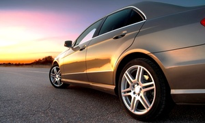 Underground autostyling inc.: $45 for Tinting on Two Front Car-Door Windows at Underground autostyling inc. ($99 Value)