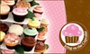 Icing on the Cupcake - Multiple Locations: $8 for Half-Dozen Cupcakes at Icing on the Cupcake ($16.50 Value)