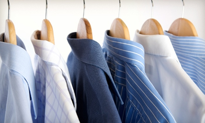 Catalina Cleaners - Multiple Locations: $10 for $20 Worth of Dry Cleaning at Catalina Cleaners