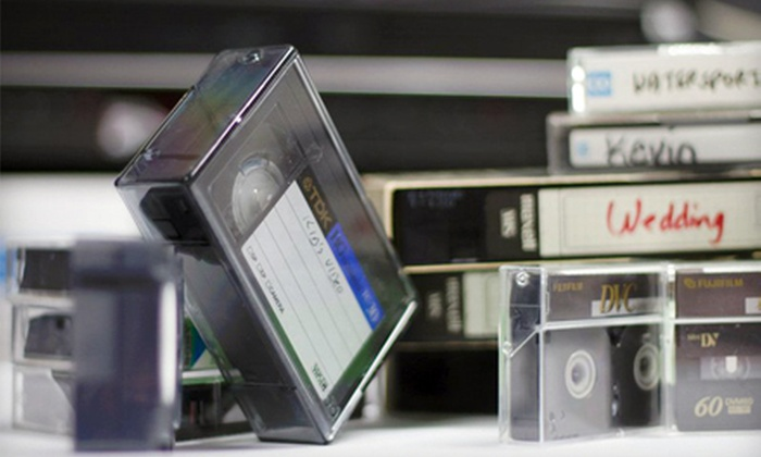 PhotoBin: 400 Scanned Photos or Six Home Movie-to-DVD Transfers at PhotoBin