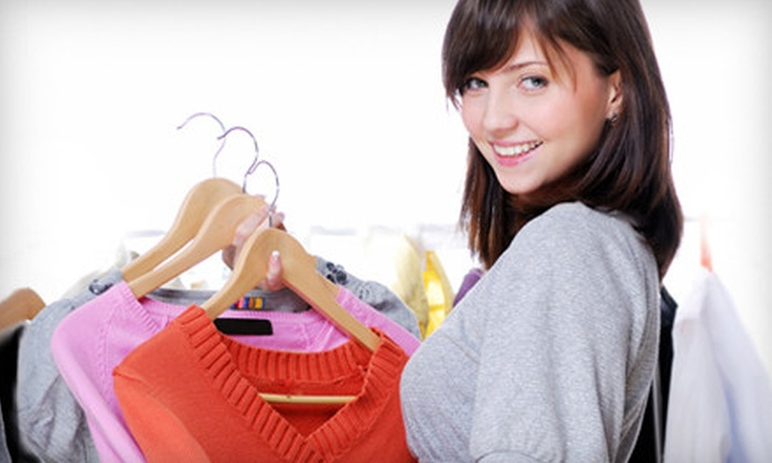 Bridgestone Dry Cleaners & Laundry - DUMBO: Dry-Cleaning Services from Bridgestone Dry Cleaners & Laundry (Up to 58% Off). Two Options Available.