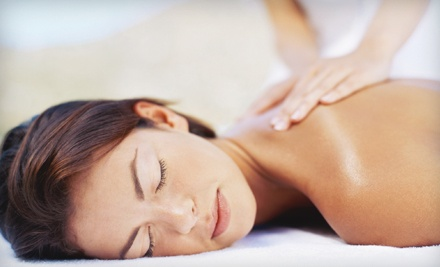 Massage Package (a $95 total value) - Spa Organix in West Palm Beach