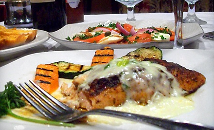 La Bistro Italian Restaurant: $20 Groupon for Lunch - La Bistro Italian Restaurant in Hurst
