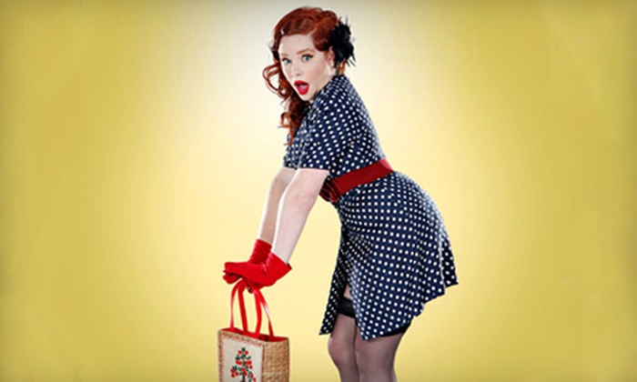 Calla Studio - Elmira: $99 for Pin-Up Photo Package with Prints and Digital Image from Calla Studio in Elmira ($395 Value)