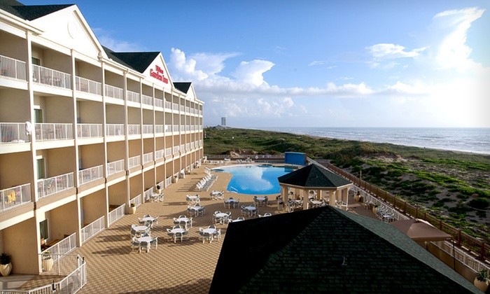 Hilton Garden Inn South Padre Island - South Padre Island: Two-Night Stay for Up to Six in Room or Suite at Hilton Garden Inn South Padre Island in Texas