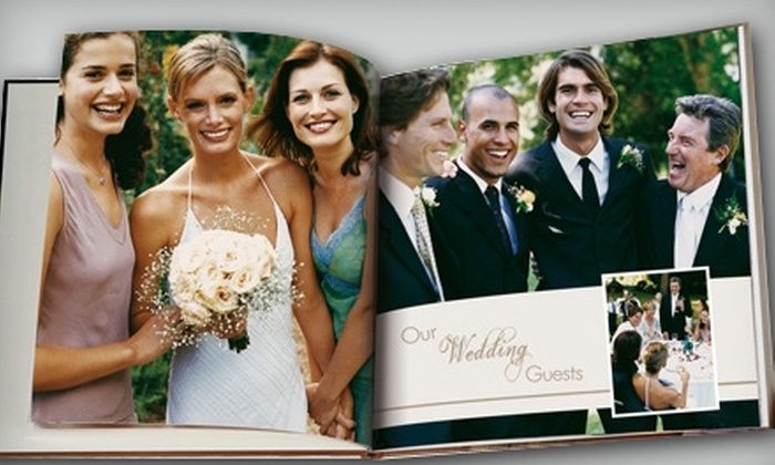 SmileBooks: $15 for $40 Worth of Custom Photo Books from SmileBooks