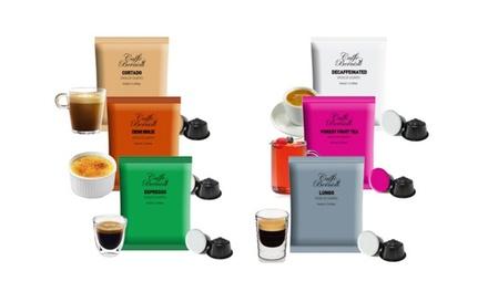 96 Capsules compatibles Dolce Gusto, arômes au choix, dès 24,99€