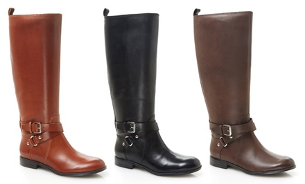 Enzo Angiolini Tall Boots | Brought to You by ideel