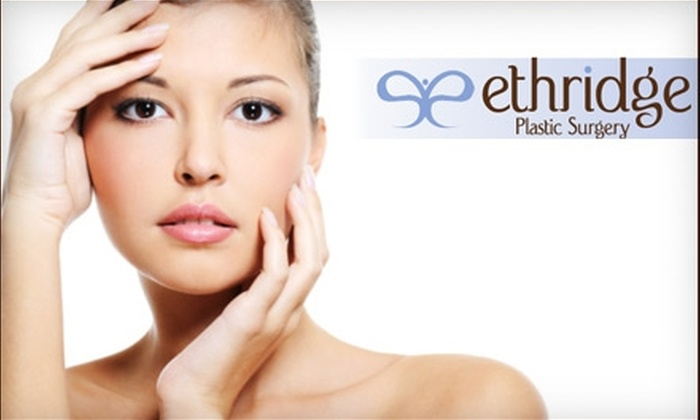 Ethridge Plastic Surgery - Fort Worth: $150 for One Injection of 20 Units of Botox at Ethridge Plastic Surgery ($300 Value)