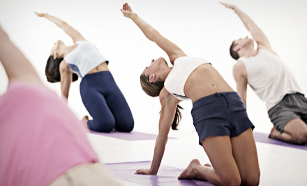 5 Yoga, Pilates, or Belly-Dancing Classes (a $57 value) - Harlem Yoga Studio in New York