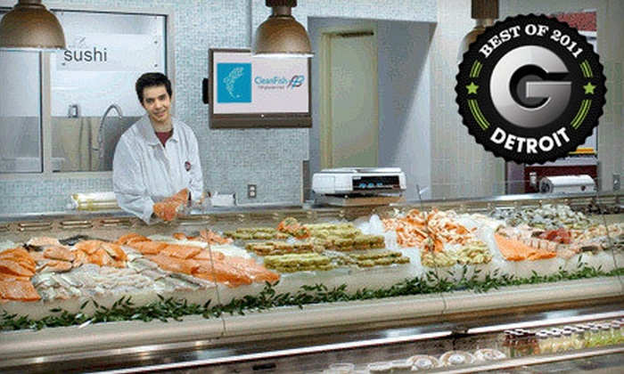 Plum Market - Multiple Locations: $10 for $20 Worth of Meat, Poultry, and Seafood at Plum Market in Bloomfield Township or West Bloomfield Township