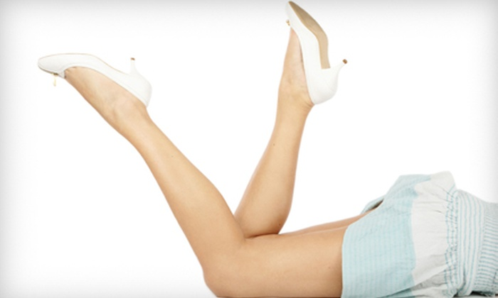 Tri Valley Plastic Surgery - Dublin: $149 for Three Laser Hair-Removal Treatments at Tri Valley Plastic Surgery in Dublin (Up to $688 Value)
