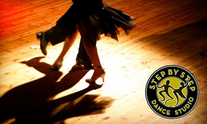 Step by Step Dance Studio - Springfield: $15 for Three Group Dance Lessons at STEP BY STEP DANCE STUDIO