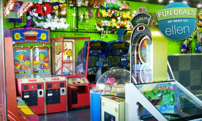 Zig-E's Funland - St. John: Activity Package for Two, Four, or Six at Zig-E's Funland in St. John (Up to 55% Off)