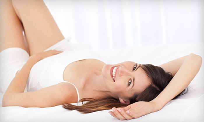 Spa Euphoria - Downtown: Six Laser Hair-Removal Treatments on a Small, Medium, or Large Area at Spa Euphoria in Longview (Up to 80% Off)