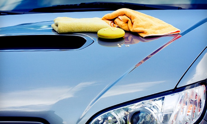 Auto Buff Inc. - Northwest Oklahoma City: One, Two, or Three Custom Car Details at Auto Buff Inc. in Edmond (Up to 56% Off)
