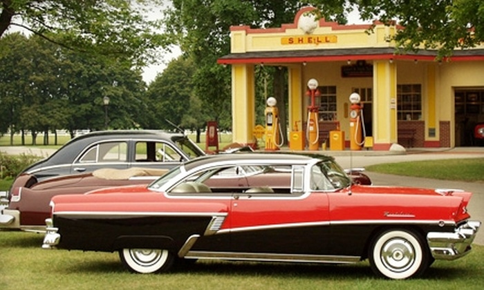 Gilmore Car Museum - Barry: $18 for Four Tickets to Gilmore Car Museum in Hickory Corners (Up to $40 Value)