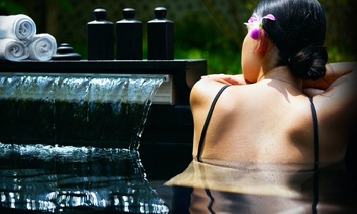 Ambiance Hair Design & Day Spa - Taku / Campbell: $40 for $80 Worth of Spa Services at Ambiance Hair Design & Day Spa