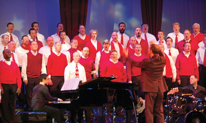 "Chicago Gay Men's Chorus presents ""Holly Follies"" - Multiple Locations: 11 for One Ticket to ""Holly Follies"" Presented by Chicago Gay Men's Chorus ($22.50 Value). Two Options Available."
