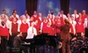 """Chicago Gay Men's Chorus presents """"Holly Follies"""" - Multiple Locations: 11 for One Ticket to """"Holly Follies"""" Presented by Chicago Gay Men's Chorus ($22.50 Value). Two Options Available."""