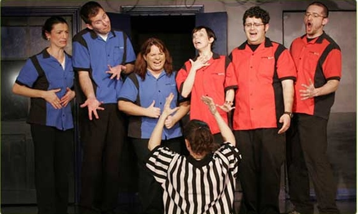 The ComedySportz Theatre - Lakeview: $9 Tickets to ComedySportz Theatre