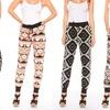 Women's Super Soft Printed Jogger Pants