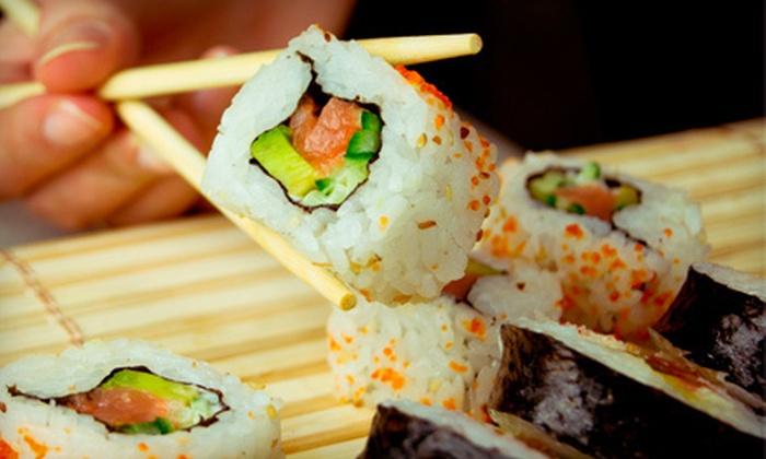 Tokoname - Kailua: $20 for $40 Worth of Sushi and Japanese Fare at Tokoname in Kailua