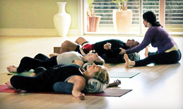 P.O.S.T.–Wellness by Design - Northwest Novato: 10 or 15 Drop-In Yoga Classes at P.O.S.T.–Wellness by Design in Petaluma (Up to 81% Off)
