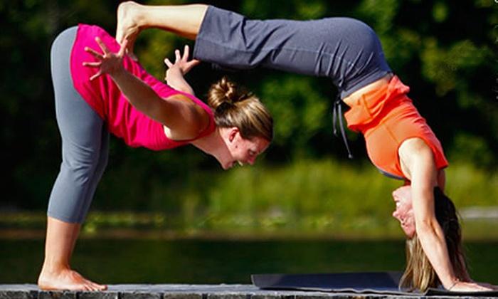 Früv Freedomwear - Penticton: $15 for $30 Worth of Women's Yoga Wear at Früv Freedomwear in Penticton