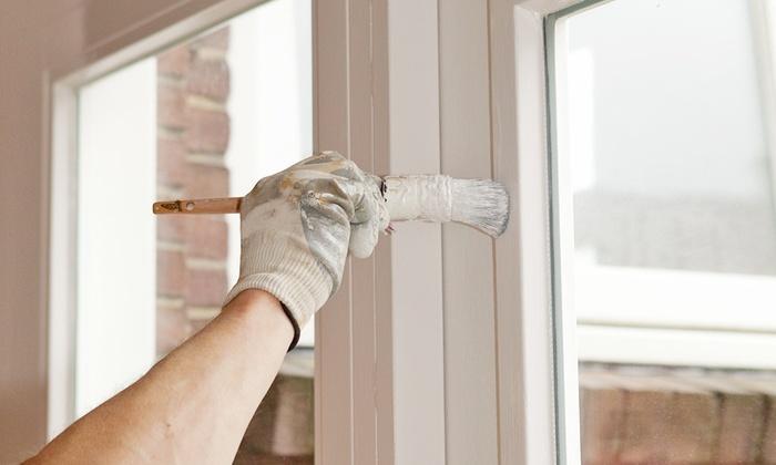 Verniciare finestre in legno bianco colori per dipingere - Verniciare le finestre ...