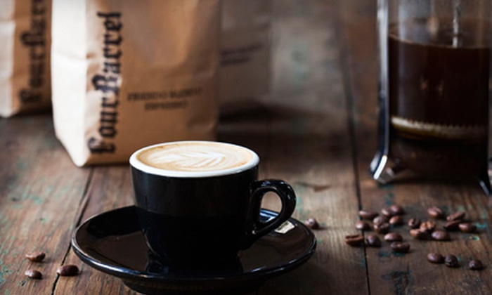 Awaken Café - Downtown: $10 for $20 Worth of Espresso, Coffee, and Pastries at Awaken Café in Oakland
