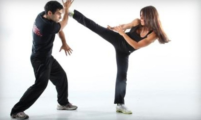Krav Maga Academy - New York: $39 for Five Classes at Krav Maga Academy ($125 Value)