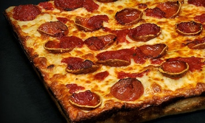 Cousin Tony's Pizza - Macomb: $10 for $20 Worth of Italian Cuisine at Cousin Tony's Pizza in Macomb