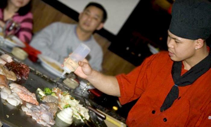 Shogun Palace - Irondequoit: $15 for $30 Worth of Sushi and Hibachi Fare and Drinks at Shogun Palace