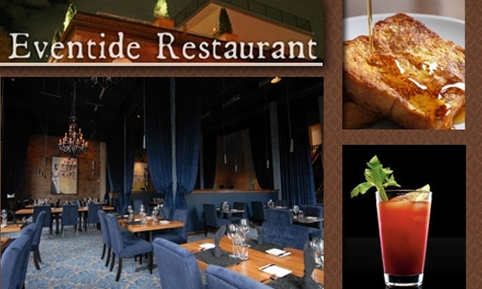 Eventide - Lyon Village: $20 for $40 Worth of Sunday Brunch at Eventide