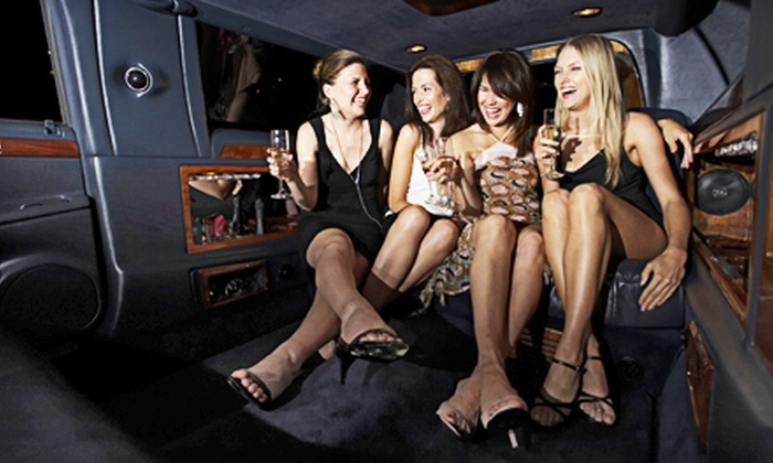 A Family Limousine - Dania Beach: Two- or Four-Hour Limo Ride for Up to 18 People from A Family Limousine (Up to 58% Off)