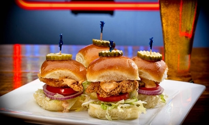 810 Zone - Multiple Locations: $10 for $20 Worth of Pub Fare at 810 Zone