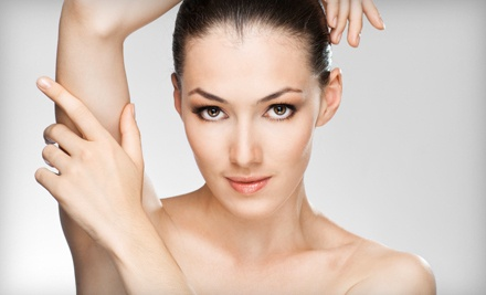 Three Diamond Microdermabrasion Treatments on the Face or Decolletage - Shave No More Laser Hair Reduction in High Ridge