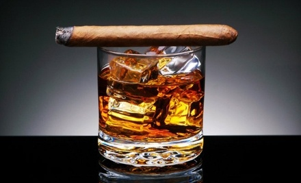 $20 Groupon to The Humidor Room - The Humidor Room in Birmingham