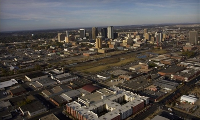 """Bel Aerial Images - Trussville: $99 for Four 8""""x10"""" Aerial-View Photos of Your Location of Choice from Bel Aerial Images ($300 Value)"""