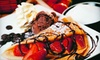 CrêpeStudio - Old Pasadena: Crepe or Panini Meal for One or Two at CrêpeStudio in Pasadena (Up to 54% Off)