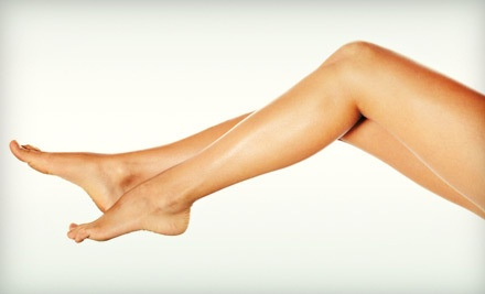 Two 15-Minute Laser Vein-Removal Treatments for Either the Face or Legs  - Skin Diva Medical Aesthetics in San Antonio